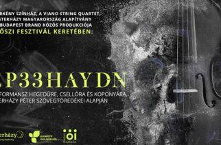 Budapesti Őszi Fesztivál – Performansz hegedűre, csellóra és koponyára