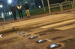 Látható zebráz kapott a Váradi utca is