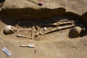 Százezer halott Aquincum mellett